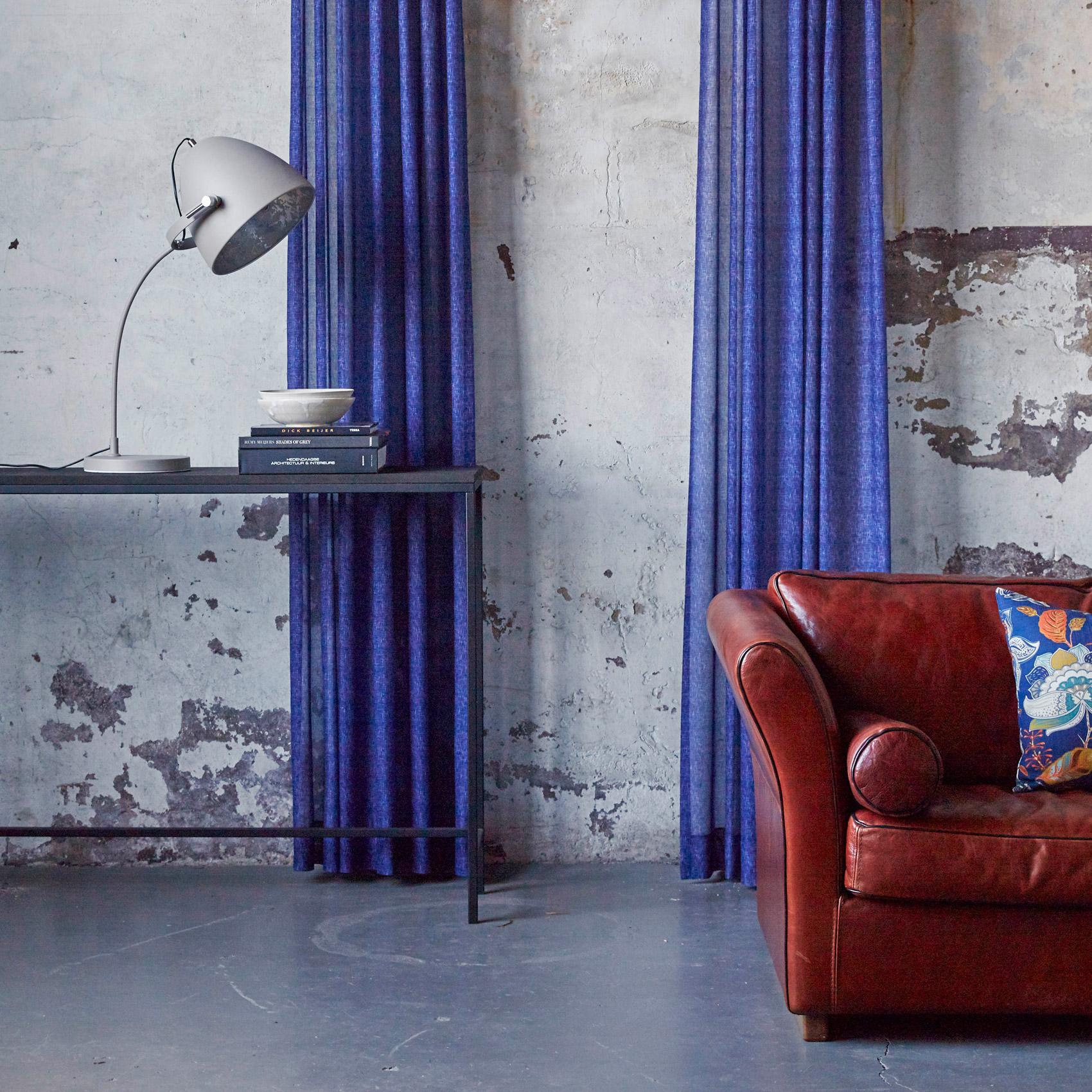 Gordijnen met prints: Sorento stof